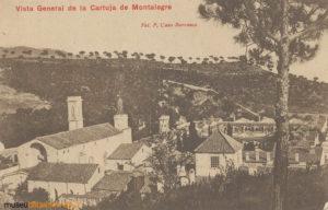 La Cartoixa de Montalegre (Imatge: Museu de Badalona)